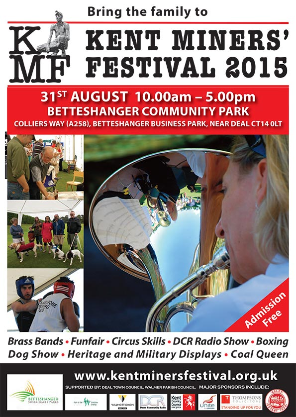 KentMinersFest2015_poster